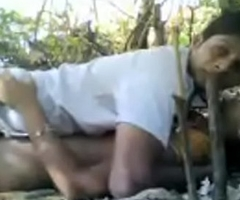 VID-20161217-PV0001-Bapatla (IAP) Telugu 26 yrs old immaculate hot and sexy girl fucked by the brush 29 yrs old immaculate lover behindhand in forest sex porno sheet