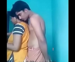 desi aged aunty approximately her son friend