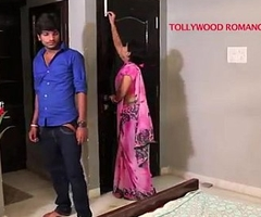 indian beautiful teacher tempting to the brush student for romance.......telugu hot shortfilm