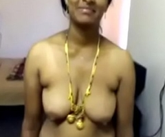 VID-20071118-PV0001-Nellore (IAP) Telugu 40 yrs old unavailable beautiful, sexy and sexy horny white wife aunty Vinitha showing her boobs and twat sex porn video