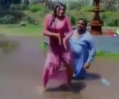 rain mujra ground-breaking 2015