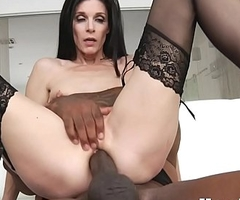 Hot progenitrix India Summer IR ass fucking