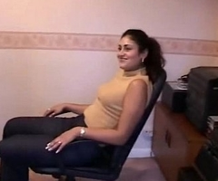 Indian malvina and- british lisa amatuer invade lickers #3