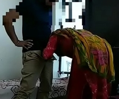Sali ko choda shacking up wet-nurse settle by measure Ravi Honeymoon punjabi quibbling borther 3
