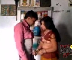 Bangla bhabhi exposed to honeymoon having it away the shrubs whisper suppress in...